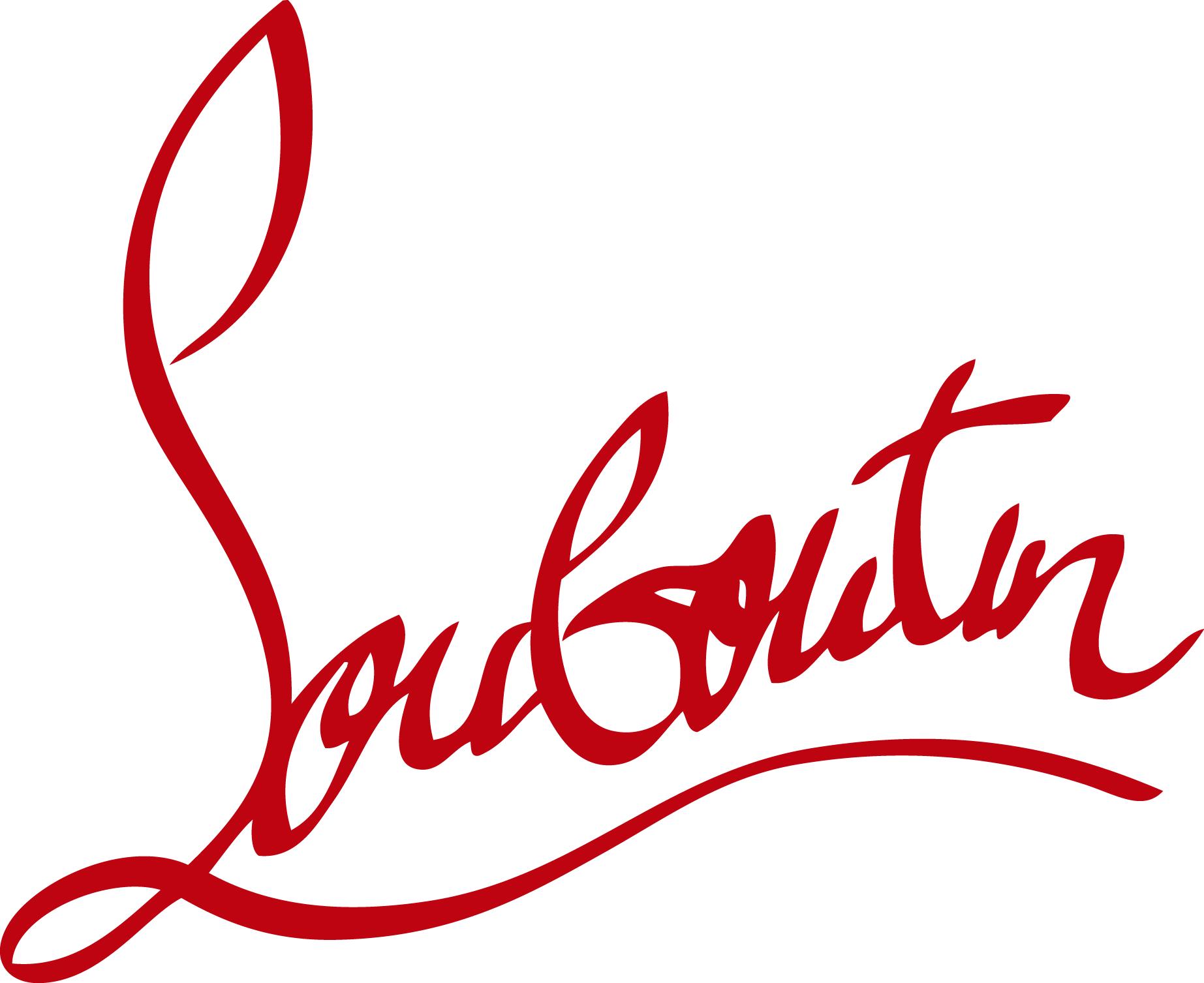 Christian louboutin Logos.