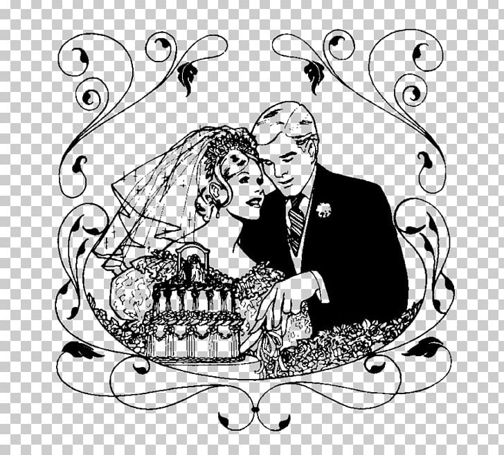 Marriage Wedding PNG, Clipart, Art, Artwork, Black And White.