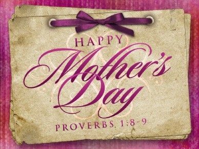 Christian Mothers Day Clipart.