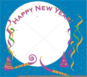 Free Christian New Year Clipart.