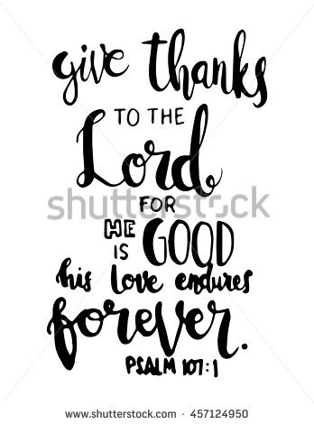 Christianity Give Thanks Stock Images, Royalty.