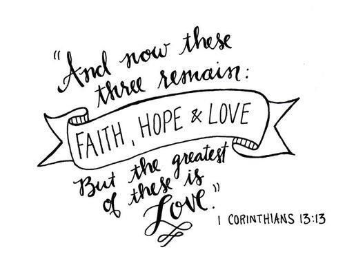 166 best images about Faith, Hope, and Love on Pinterest.