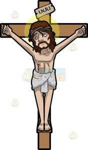 Christian People Clipart.