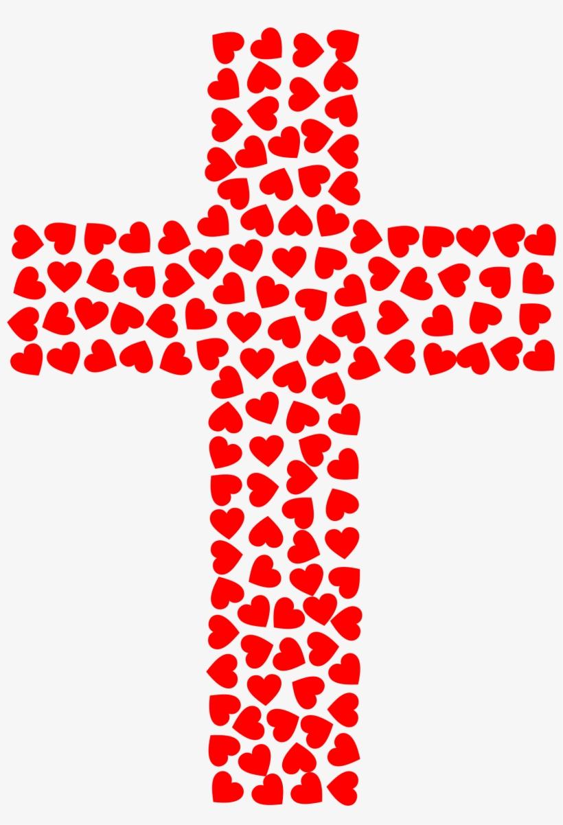 Jesus Cross Of Love.