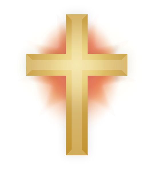 Christian Cross PNG Transparent Free Images.