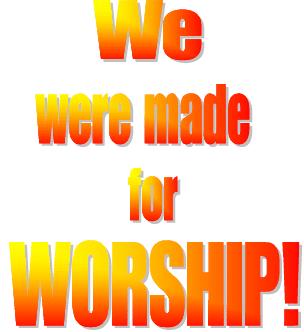 Christian Praise And Worship Clip Art.