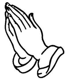 Christian Clipart Praying Hands & Clip Art Images #17026.