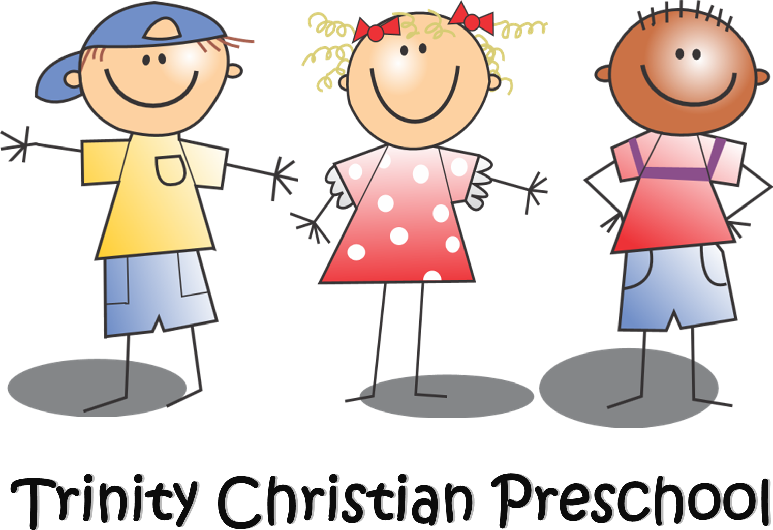 Christian Preschool Cliparts.