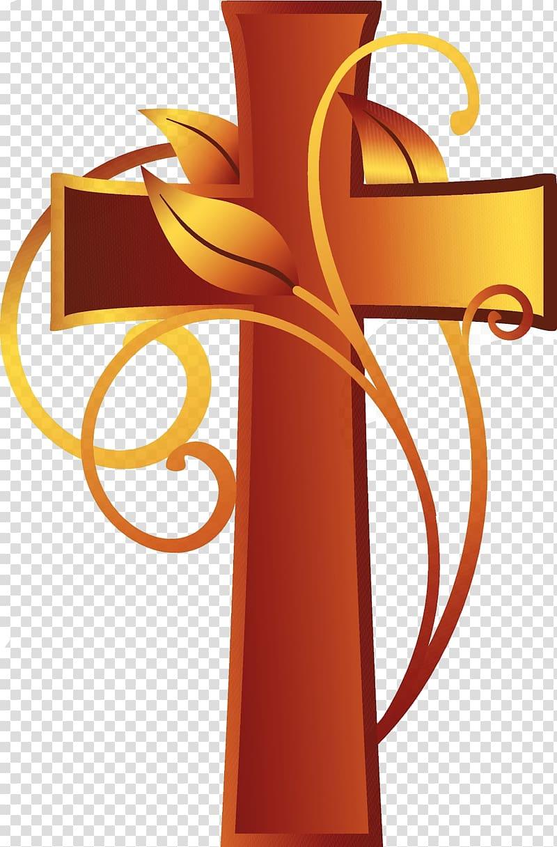 Cross with leaf , Christian Religion Christianity , cruz.