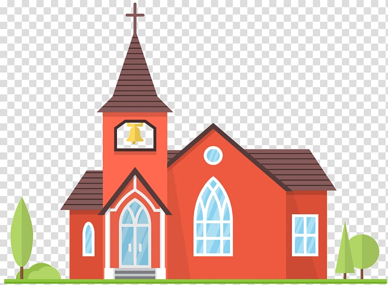 Christian Church, Church transparent background PNG clipart.