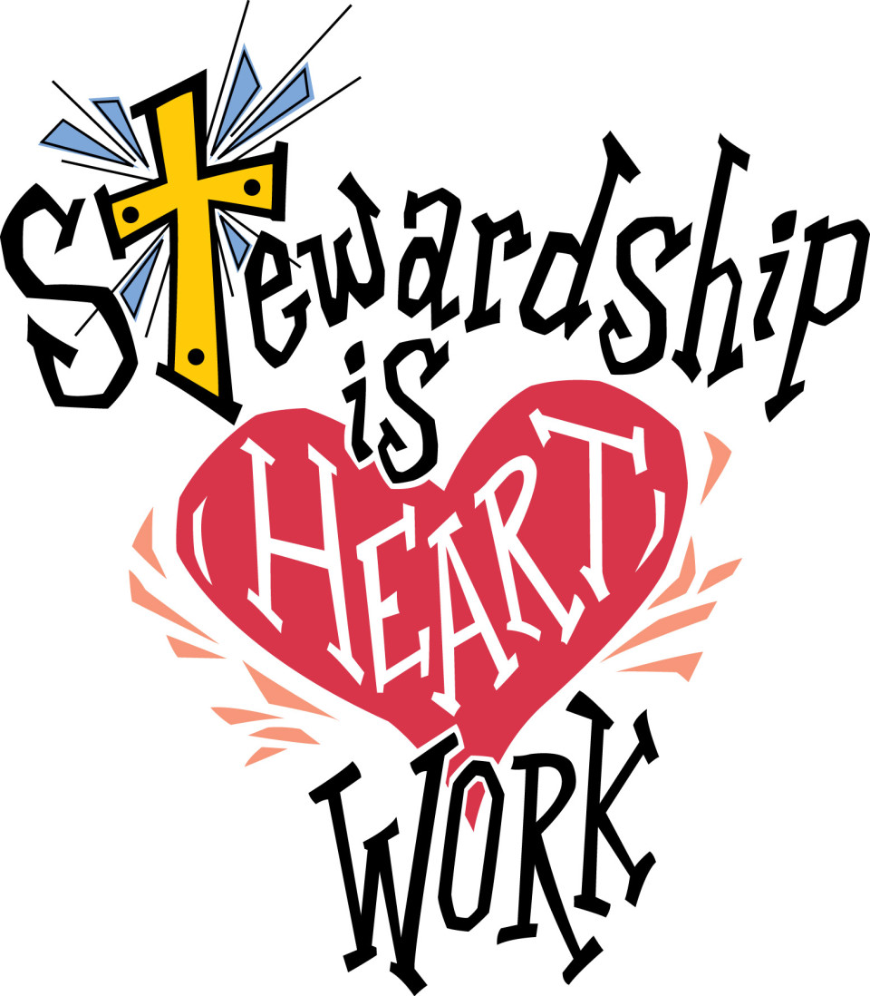 Free Christian Stewardship Clipart.