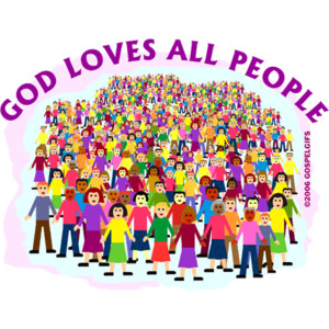 Free christian clipart on love.