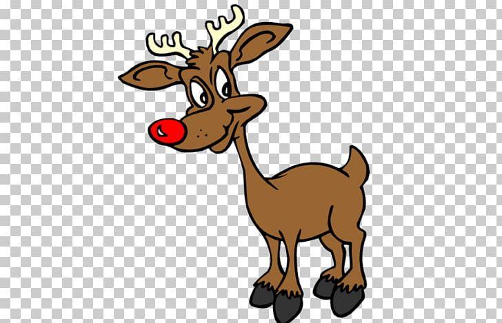 Rudolph Santa Claus\'s Reindeer Santa Claus\'s Reindeer PNG.