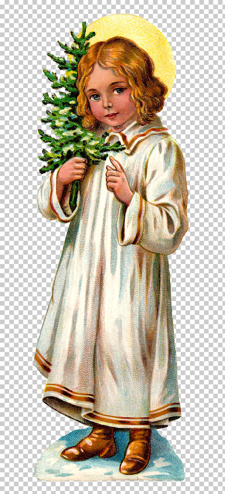 Angel Christmas tree Christkind, angel PNG clipart.