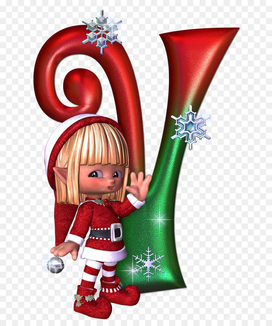 Alphabet clipart Alphabet Letter Christmas ABC.