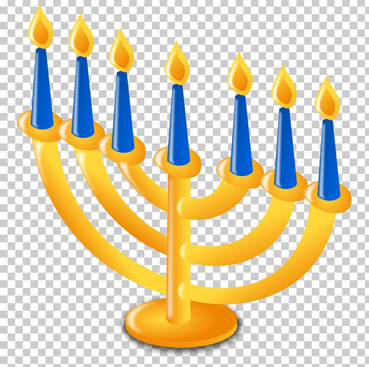 Hanukkah Menorah Christmas PNG, Clipart, Candle, Candle Holder.