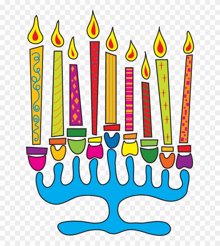 Hanukkah Clip Art For Christmas.