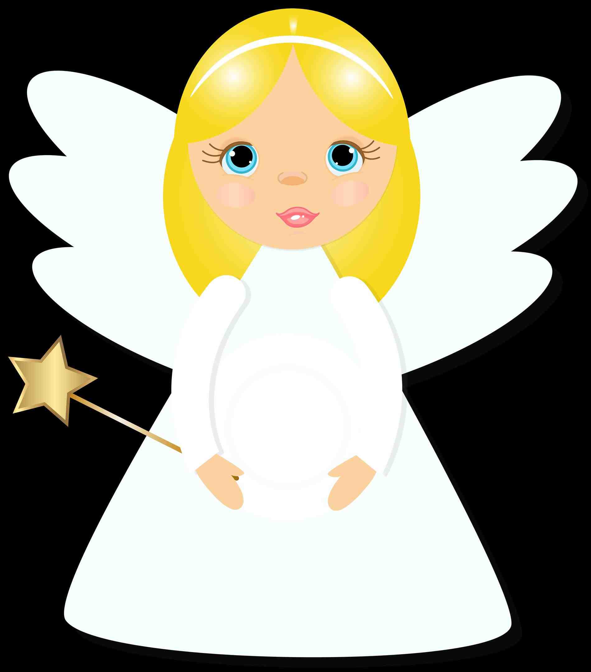 Christmas Clipart Angel.