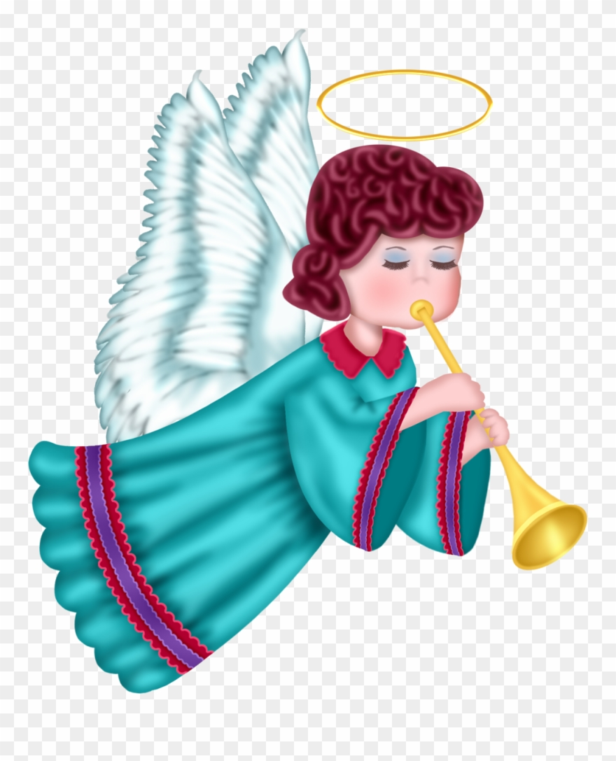 28 Collection Of Free Clipart Images Of Angels.