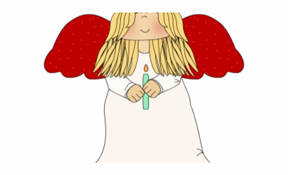 Christmas Angel Clip Art, Transparent Png Download For Free #2692868.