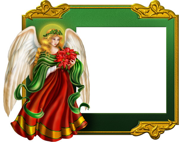 Download Free png Christmas Angel PNG File.