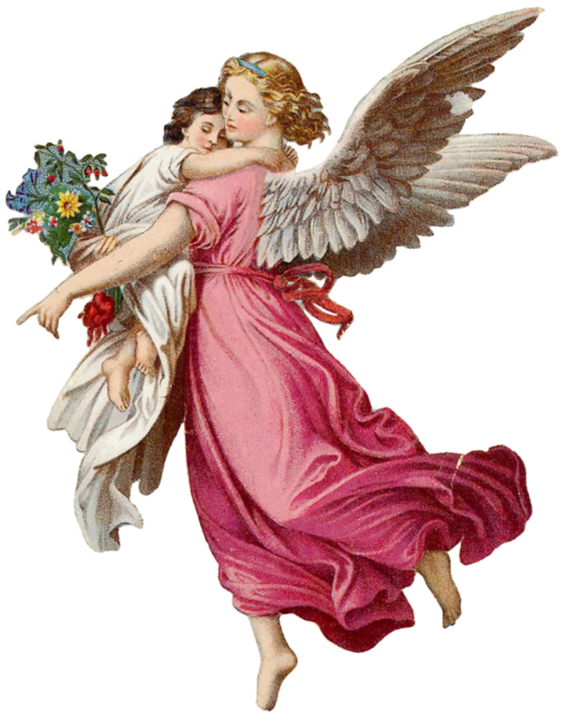 Download Christmas Angel PNG Free Download.