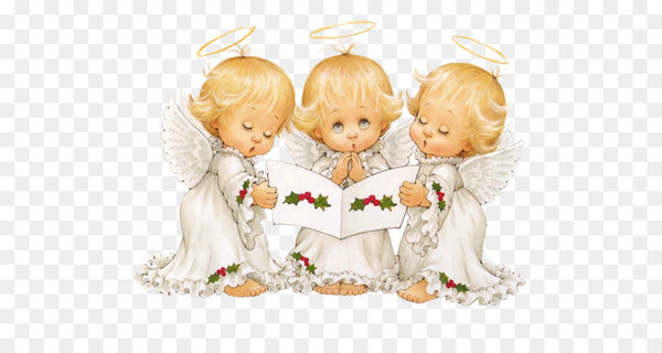 Christmas Angel Clip art.