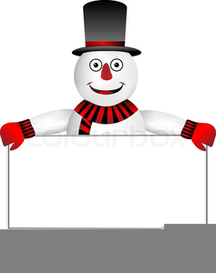 Christmas Announcement Clipart.
