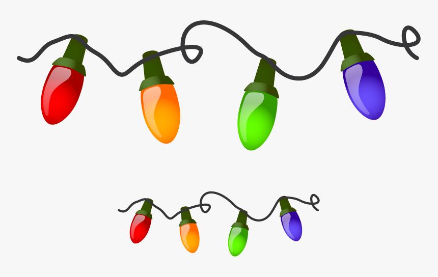 Christmas Lights Light Border Clip Art Clipart Library.