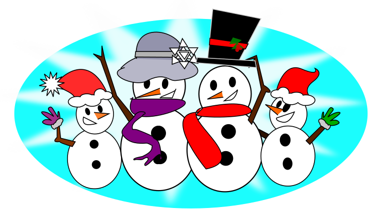 Christmas Craft Clipart.