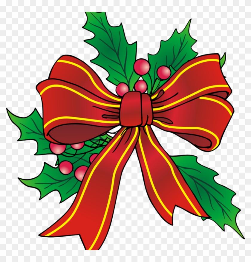 Christmas Bow Clipart Christmas Clip Art Christmas.