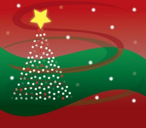 Christmas background clip art.