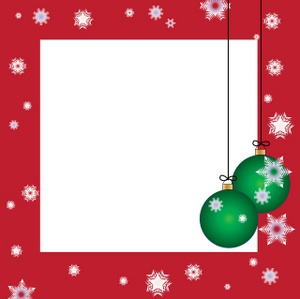 Christmas background clipart free.