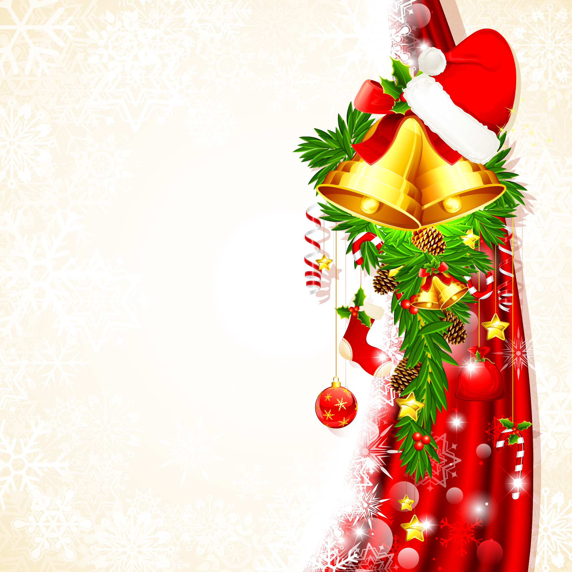 Free Free Christmas Background Clipart, Download Free Clip.
