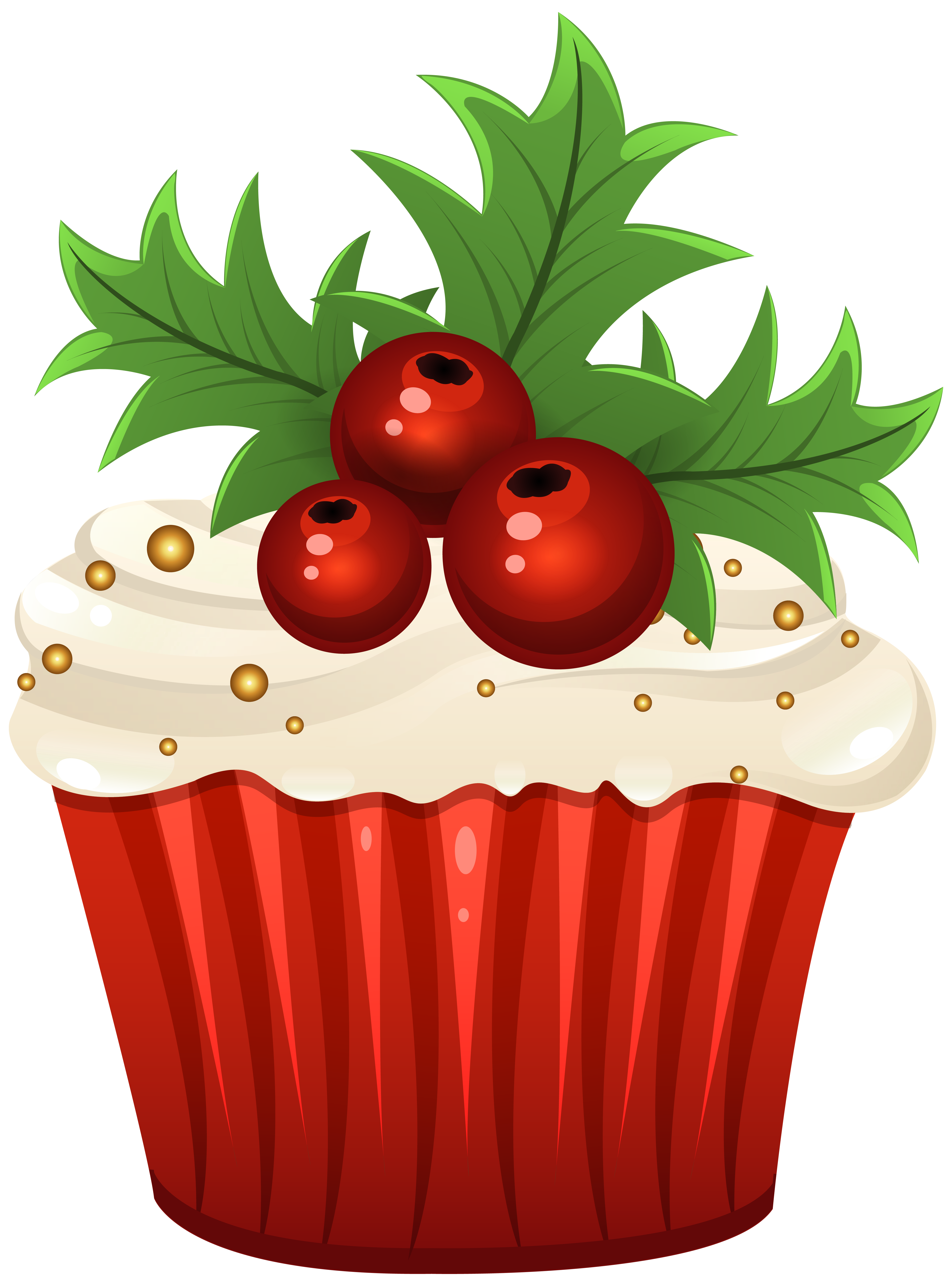 Free Christmas Baking Clipart.