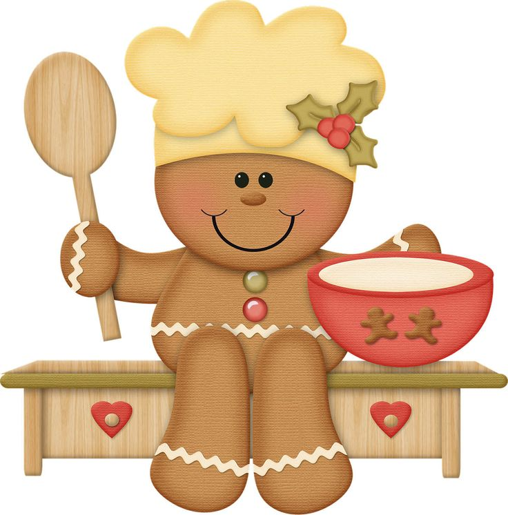 Christmas baking clipart 2 » Clipart Station.
