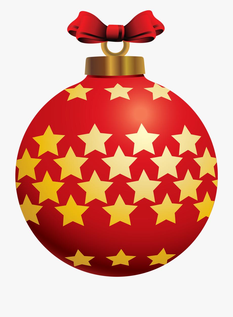 Ornaments Clipart Christmas Star.