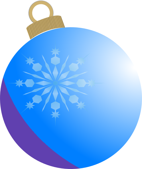 Free clip art christmas ball ornaments.