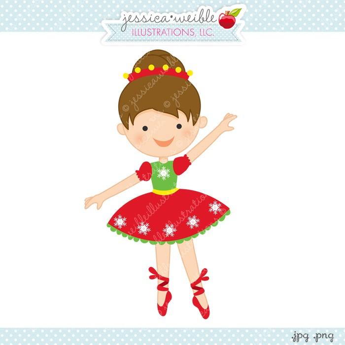 Christmas Ballerina.