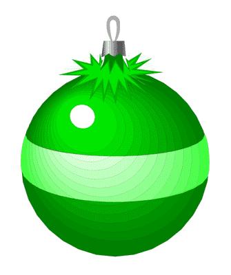 Christmas Balls Clipart.