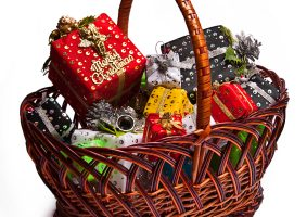 Christmas baskets clipart » Clipart Station.
