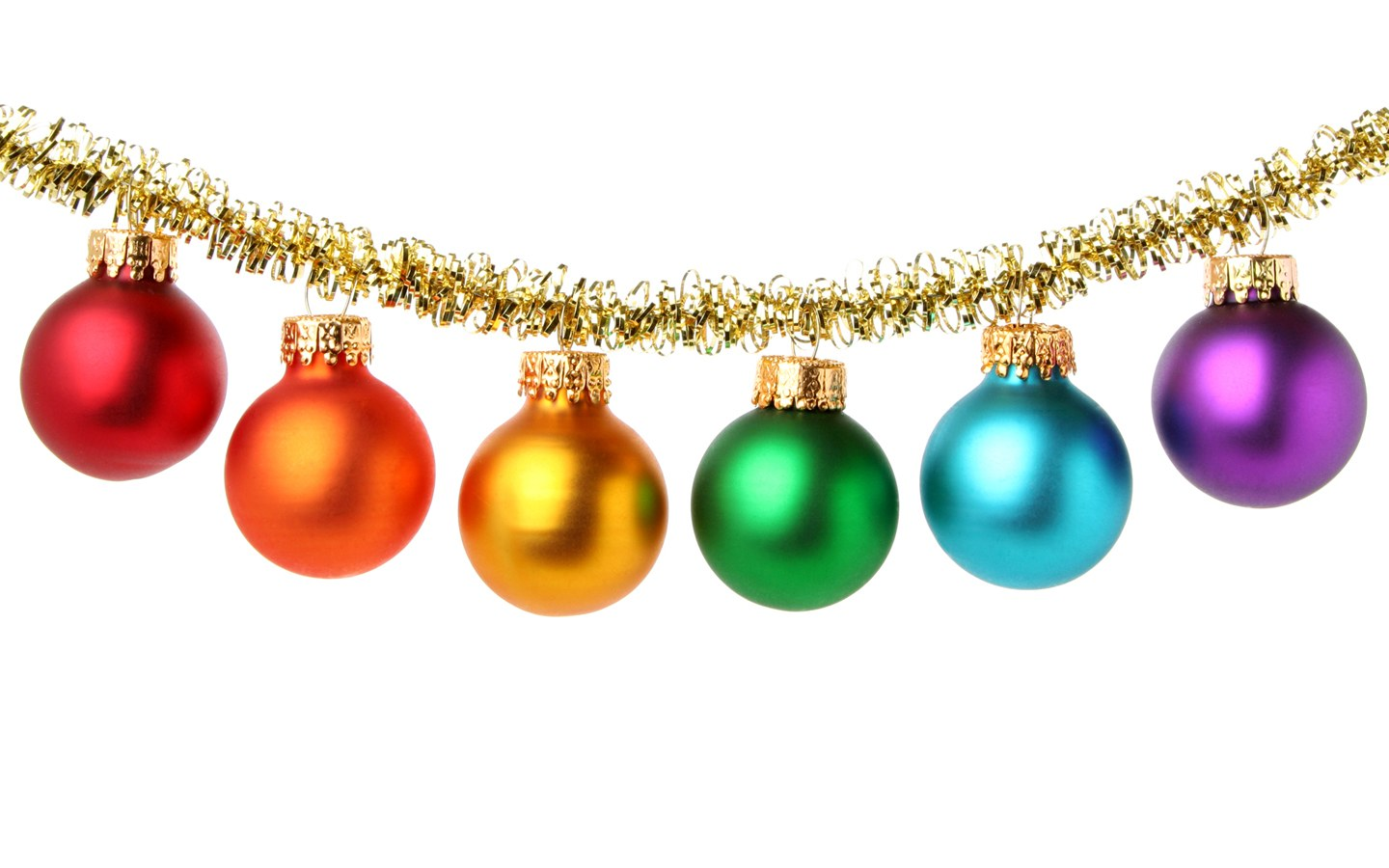 Christmas bauble clipart free.