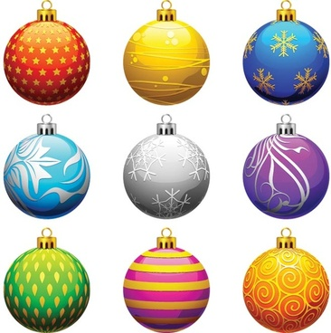Christmas bauble clipart free vector download (10,028 Free vector.
