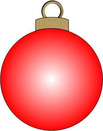 christmas bauble clipart ; Christmas.