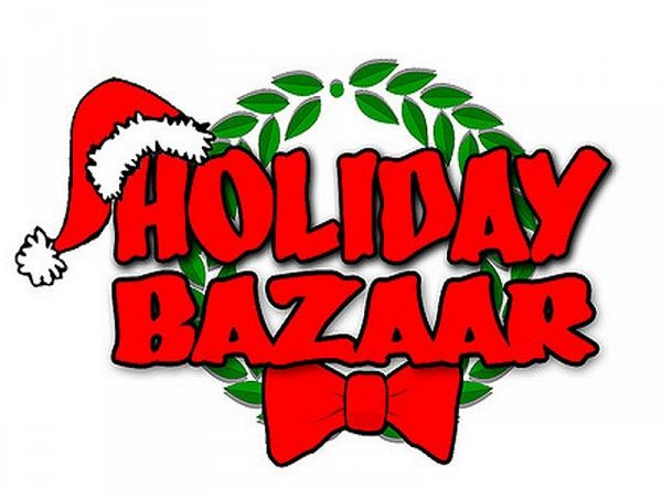 Image result for holiday bazaar clipart.