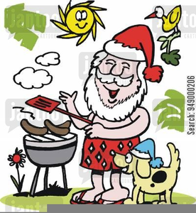 Barbecue clipart christmas, Barbecue christmas Transparent.