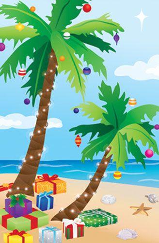 Merry Tropical Christmas.