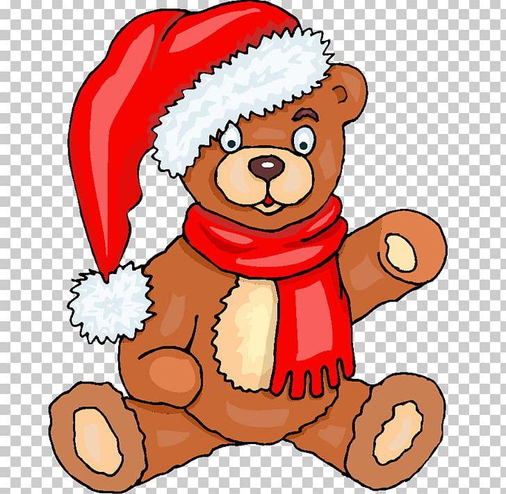 Bear Christmas Noël Chez Les Schtroumpfs PNG, Clipart, Animals.