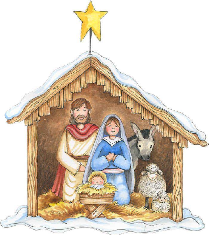 Belen, Nacimiento del Niño Jesús.