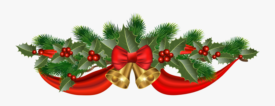 Transparent Holly Png.